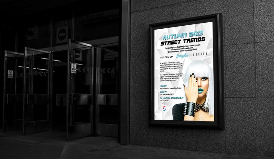Plakat Douglas Autumn 2013 - Street Trends